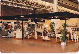 OPTI-PACK op de Macropak beurs 1982